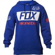 Fox Honda Basic Felpa Blu