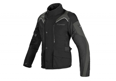 Dainese Tempest D-Dry Nero Giacca Donna