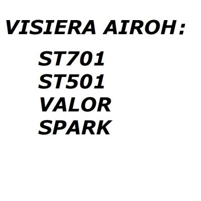 Airoh Visiera 05ST7BL Blu