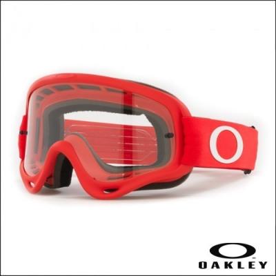 Oakley O'Frame Moto Rosso