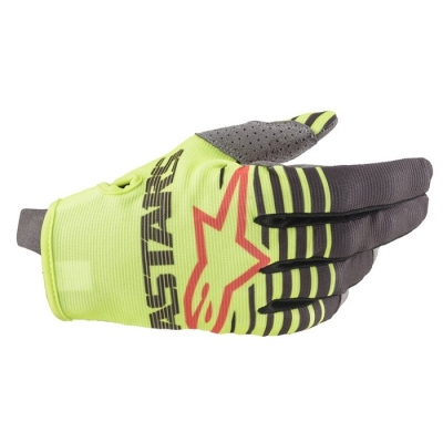 Alpinestars Youth Radar 20 Antracite/Giallo Fluo Bambino