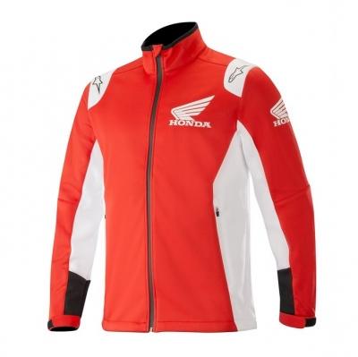 Alpinestars Honda Softshell Rosso