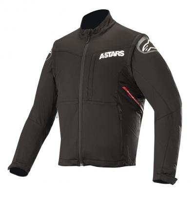 Alpinestars Session Race Jacket Nero/Rosso