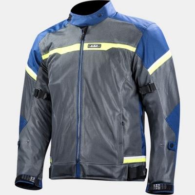 LS2 Riva Man Grigio/Blu