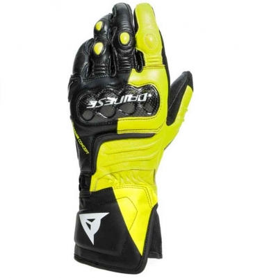 Dainese Carbon 3 Long Nero/Giallo Fluo