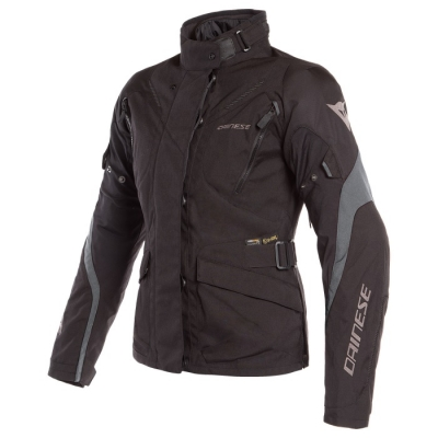 Dainese Tempest 2 Lady D-Dry Nero/Grigio Giacca Donna