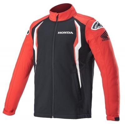 Alpinestars Honda Softshell Rosso/Nero