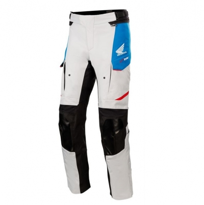 Alpinestars Honda Andes V3 Grigio/Rosso/Blu Pantaloni