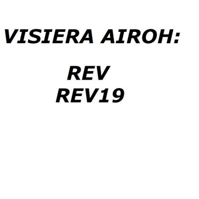 Airoh Visiera 5850V Trasparente