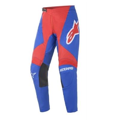 Alpinestars Fluid 21 Speed Rosso/Blu Pantaloni