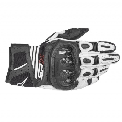 Alpinestars SP X Air Carbon V2 Bianco/Nero
