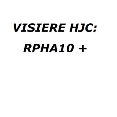 HJC Visiera HJ-20P Trasparente