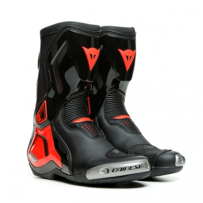 Dainese Torque 3 Out Nero/Rosso Fluo