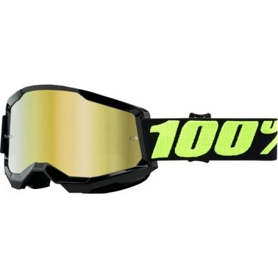 100% Strata 2 Upsol Lente Oro