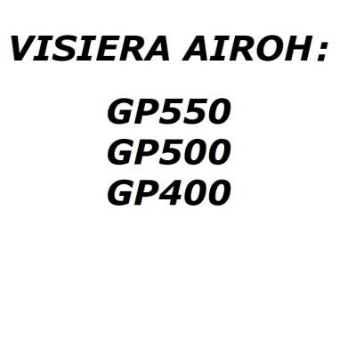 Airoh Visiera 05GPFS Dark Smoke