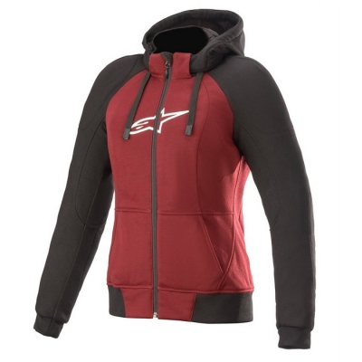 Alpinestars Stella Chrome Sport Rosso/Nero