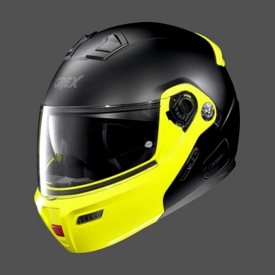 Grex G9.1 Evolve Couple Giallo Fluo/Nero Opaco