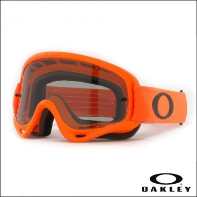 Oakley O'Frame Moto Arancio Lente Dark Grey