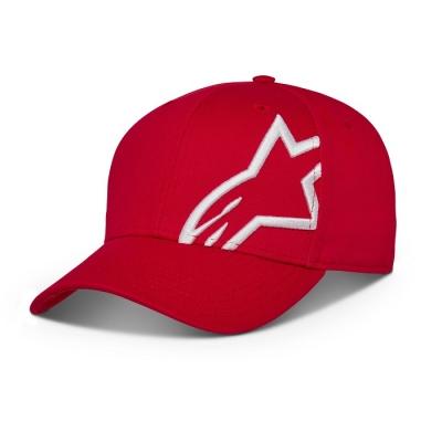 Alpinestars Corp Snap 2 Rosso/Bianco