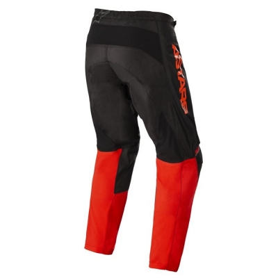 Alpinestars Fluid Speed 22 Rosso/Nero Pantaloni