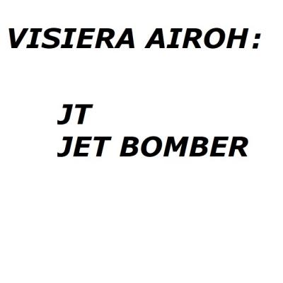 Airoh Visiera 5808VJ Trasparente