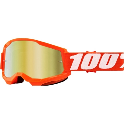 100% Strata 2 Arancio Lente Oro
