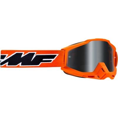 FMF Vision Powerbomb Rocket Arancio Lente Argento