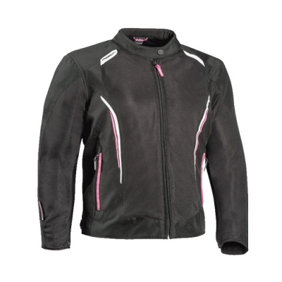 Ixon Cool Air-C Lady Nero/Rosa (Taglie Forti)