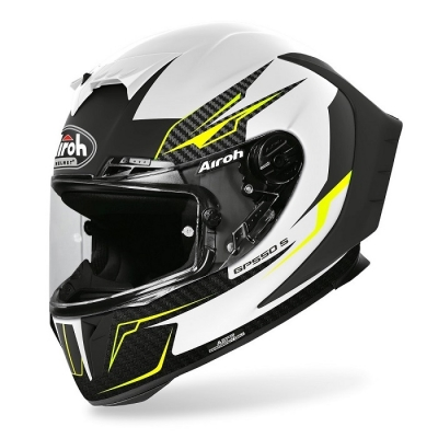 Airoh GP550 S Venom Bianco/Nero Opaco