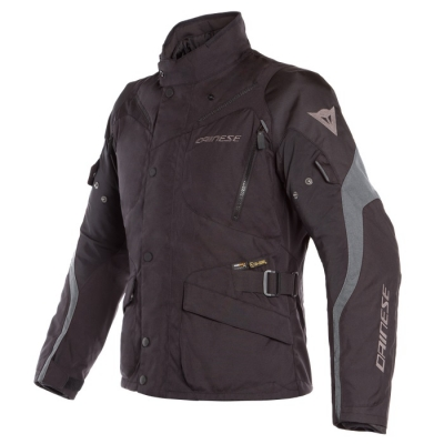 Dainese Tempest 2 D-Dry Nero/Grigio Giacca