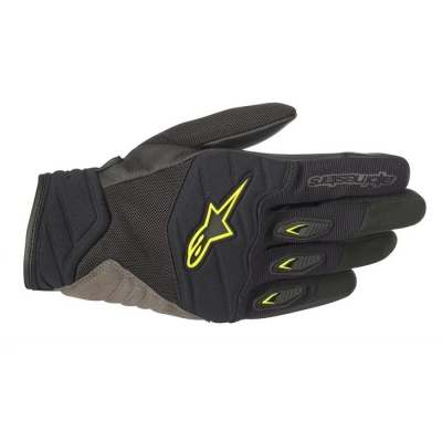 Alpinestars Shore Nero/Giallo Fluo