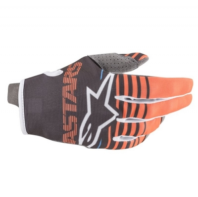 Alpinestars Youth Radar 20 Antracite/Arancio Bambino