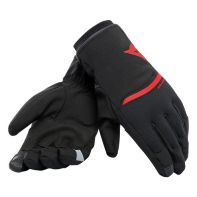 Dainese Plaza 2 D-Dry Nero/Rosso