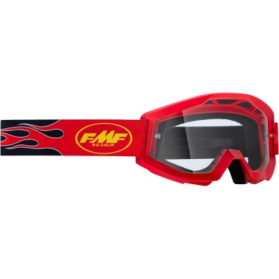FMF Vision Powercore Flame Rosso