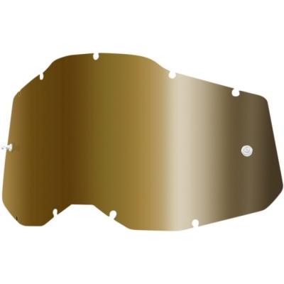 100% Serie 2 Lente A Specchio Oro