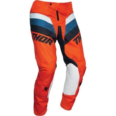 Thor Pulse Racer Arancio Pantaloni