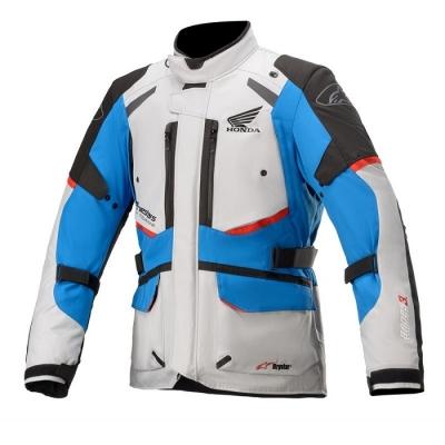 Alpinestars Honda Andes V3 Drystar Grigio/Rosso/Blu