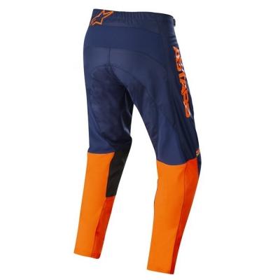 Alpinestars Fluid Speed 22 Blu/Arancio Pantaloni