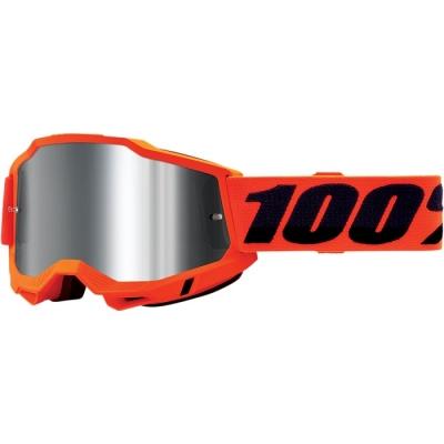 100% Accuri 2 Arancio Lente Argento