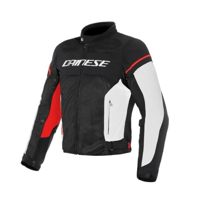Dainese Air Frame D1 Nero/Bianco/Rosso