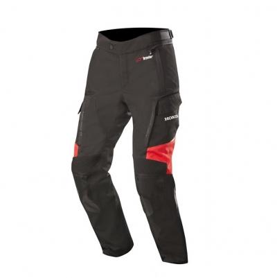 Alpinestars Honda Andes V2 Nero/Rosso Pantaloni
