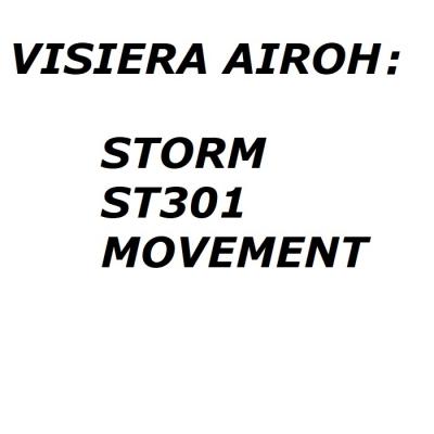 Airoh Visiera 5825V Trasparente