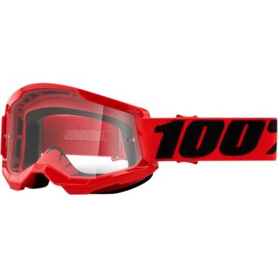 100% Strata 2 Yth Rosso