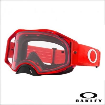 Oakley Airbrake Moto Rosso