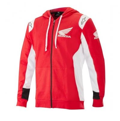 Alpinestars Honda Felpa Rosso