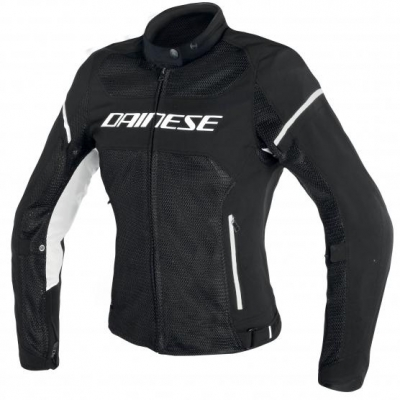 Dainese Air Frame D1 Nero/Bianco Donna
