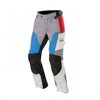Alpinestars Honda Andes V2 Grigio/Rosso/Blu Pantaloni