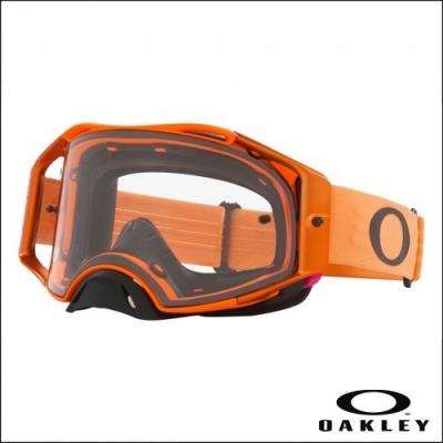 Oakley Airbrake Moto Arancio