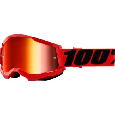 100% Strata 2 Rosso Lente Rossa