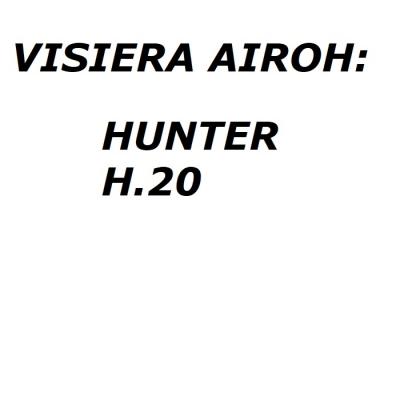 Airoh Visiera 5829V Trasparente